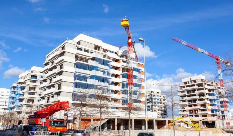 Pisos nueva construcción Valdebebas enero 2021