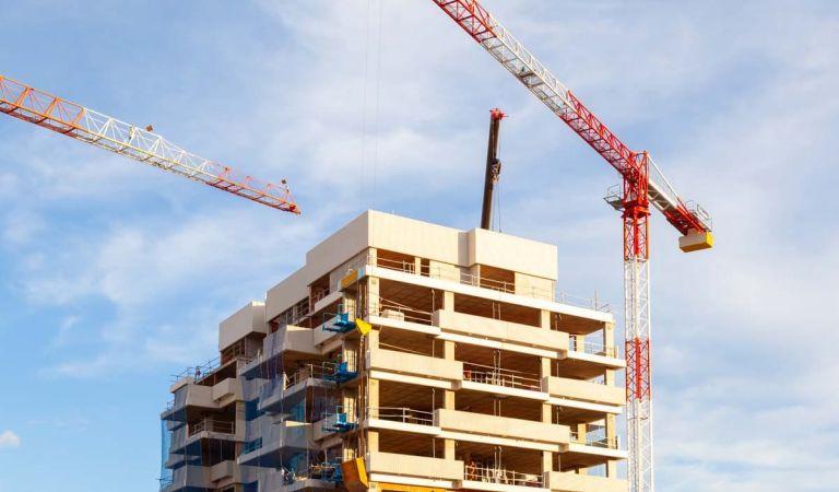 Viviendas nueva construcción Valdebebas enero 2021