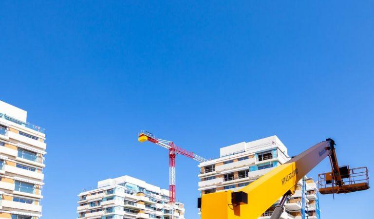 Estado obras pisos nuevos Valdebebas