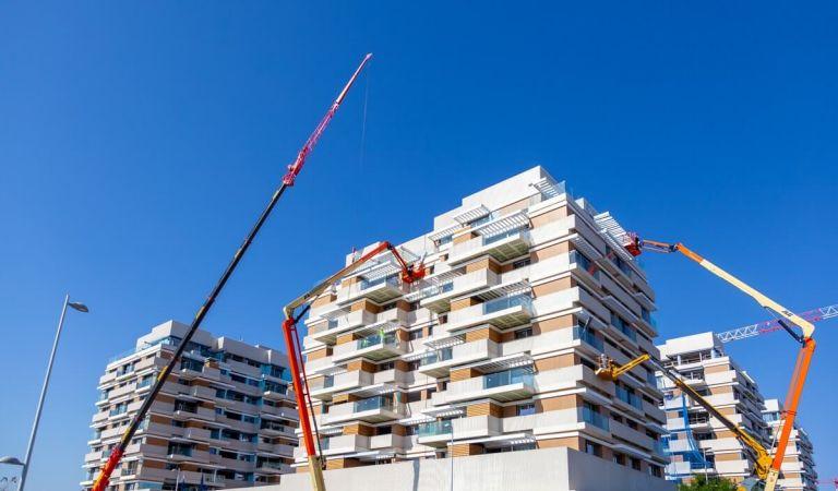 Obras pisos Valdebebas obra nueva
