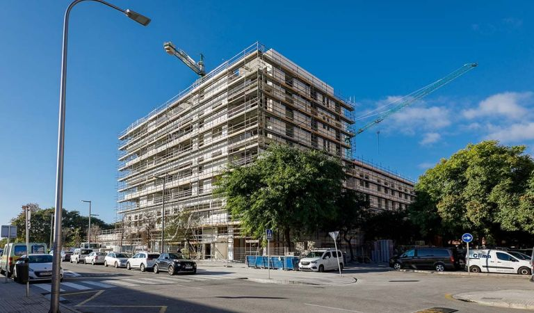 Promoción pisos obra nueva en Mallorca enero 2021