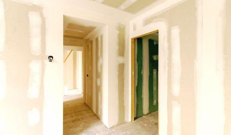 Interior pisos obra nueva Palma Mallorca febrero 2021