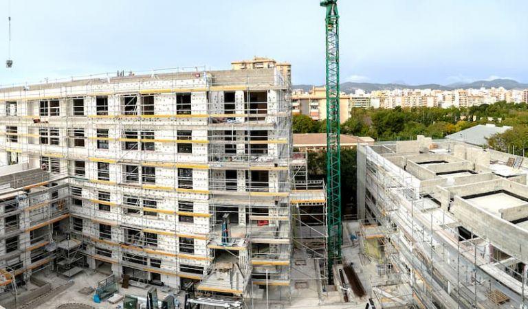 Avances promociones obra nueva Mallorca febrero 2021