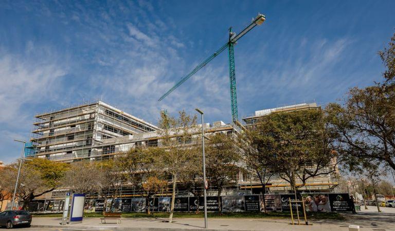Pisos nuevos en Palma Mallorca, Gestilar Mediterrània