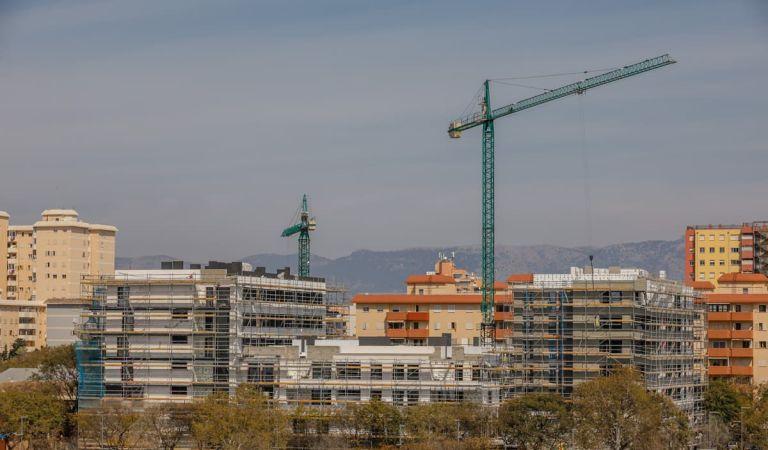 Avance obras viviendas nuevas en Palma de Mallorca