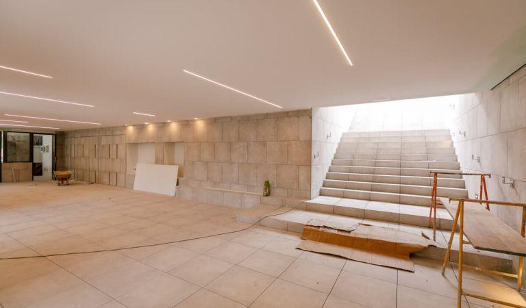 Estado obras pisos venta obra nueva Nou Llevant