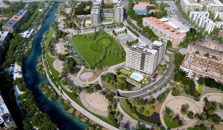pisos nuevos madrid rio