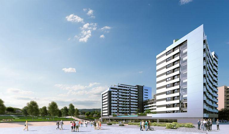 promociones pisos madrid rio