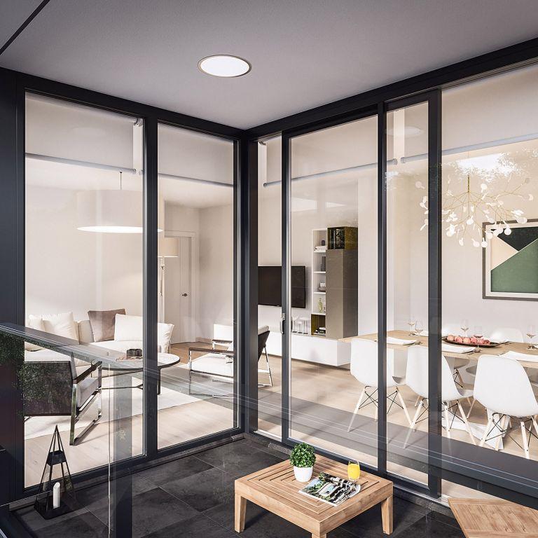 terraza pisos obra nueva oleiros